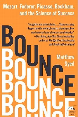 Bounce By Syed, Matthew